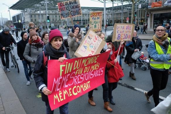 climat justice sociale